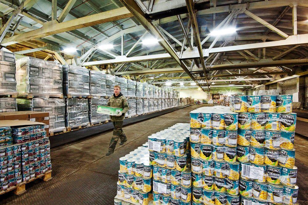 Аренда склада для продуктов питания