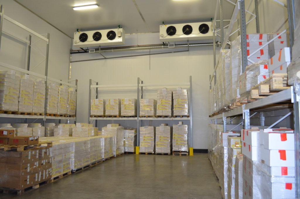 Аренда холодильного склада для ведения продуктового бизнеса