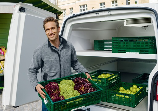3PL услуга и логистика продуктов питания