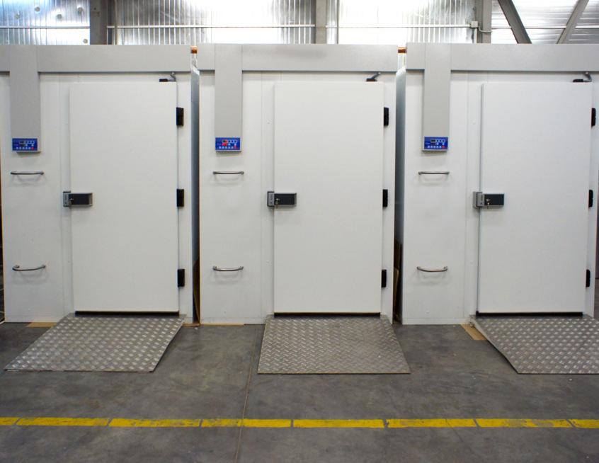 Для чего нужен низкотемпературный склад?