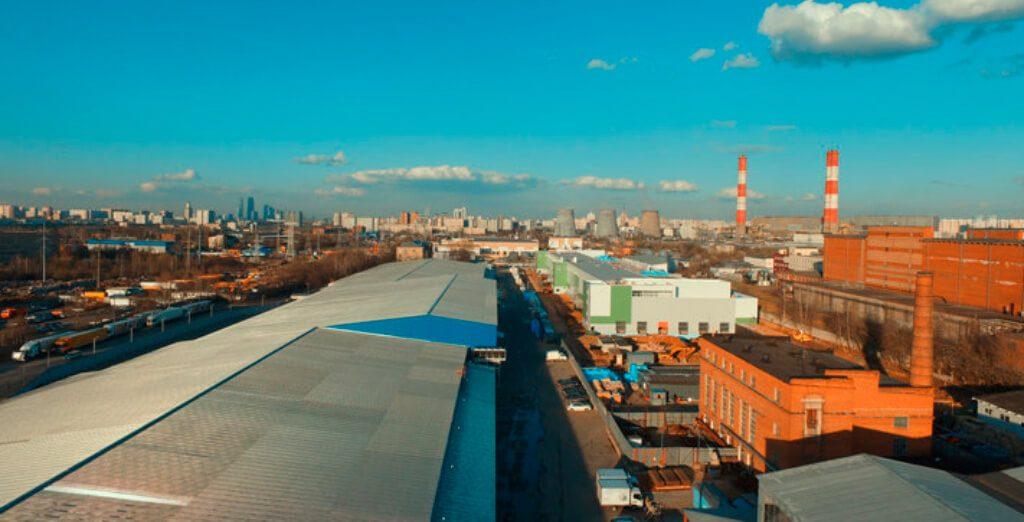 СКЛАДСКОЙ КОМПЛЕКС GREEN STORE: АЛЬТЕРНАТИВА ХЛАДОКОМБИНАТАМ Г. МОСКВЫ